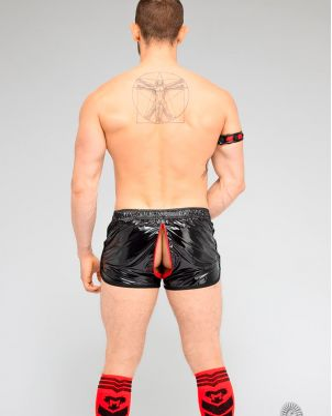 Short Skulla Brillant Full Zip