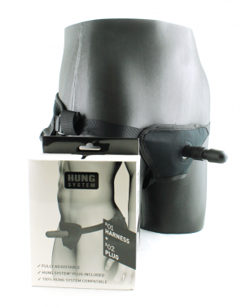 Plug XL Trombone Hung System 20cm x 7 cm