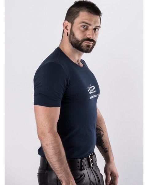 T-Shirt Cuir