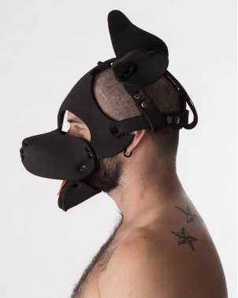 Masque chien Néoprène