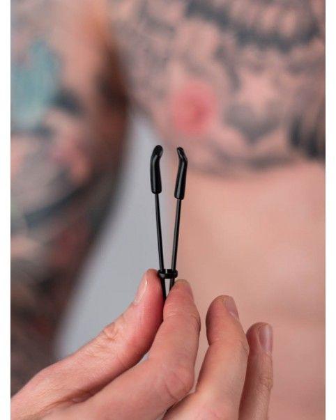 Pinces à seins noire Tweezer