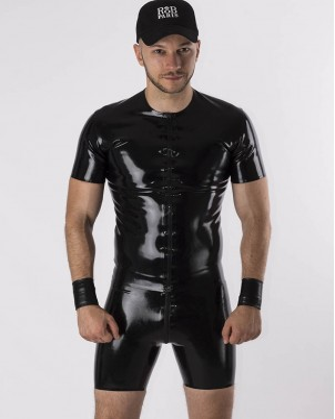 T-Shirt Zip Latex