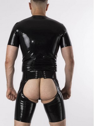 Chaps Short Latex