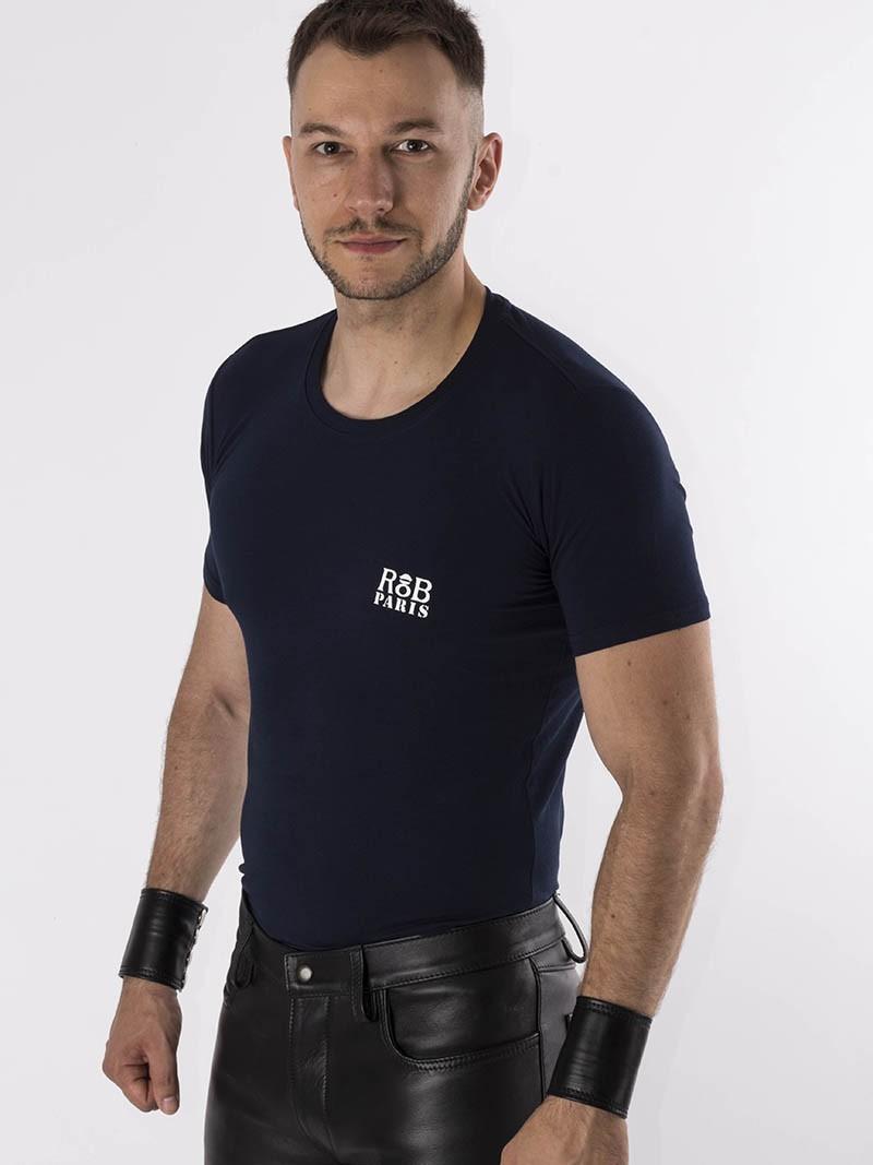 T-shirt RoB Paris bleu