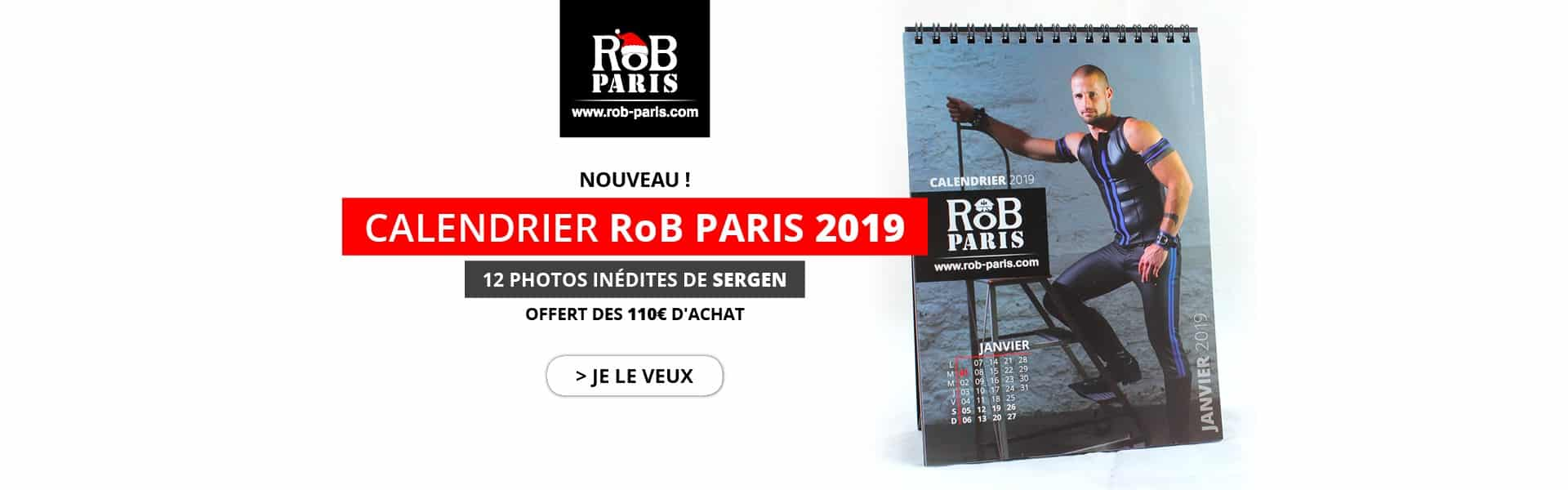 Calendrier RoB Paris