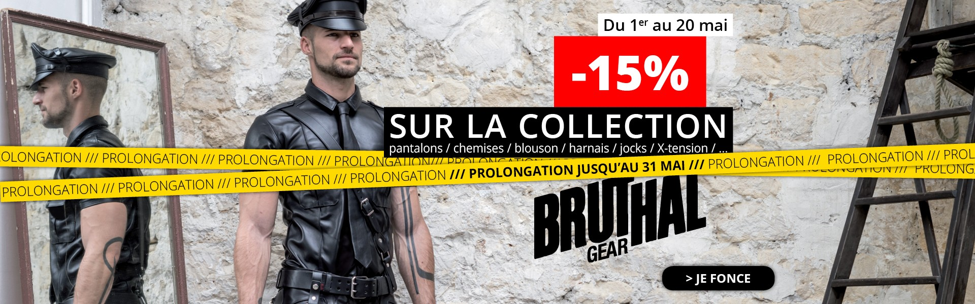 Promotion Bruthal Gear